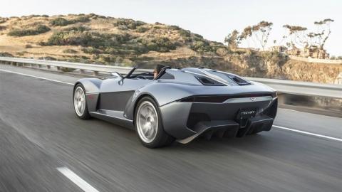 Rezvani розробляє «заряджену» версію спорткара Beast (4 фото) (3)