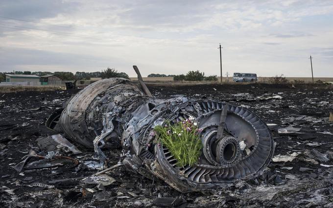 У Нідерландах розповіли, звідки випустили ракету по Boeing MH17