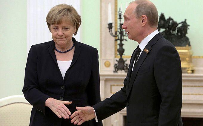 У Меркель готують таємний удар по Путіну