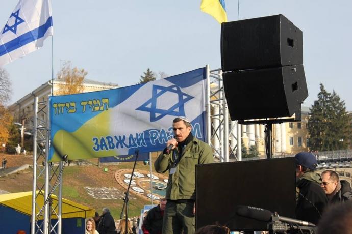 Украинских бойцов заставляли подметать лес, а на базу Нацгвардии пускали кого попало - Цви Ариэли (3)