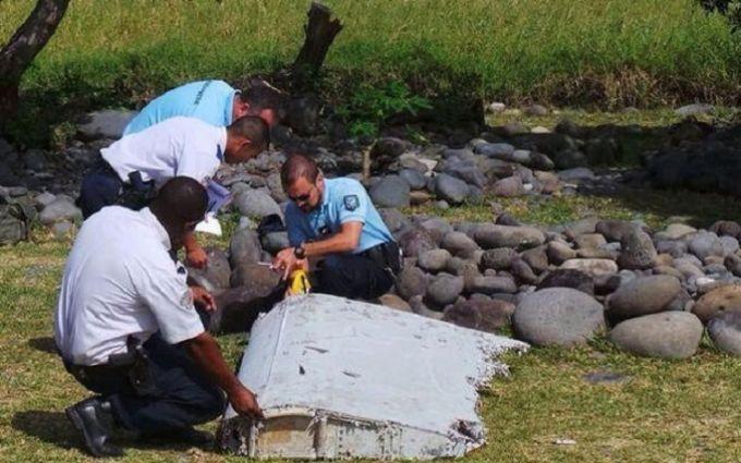 Загибель малазійського Boeing: з'явилася важлива знахідка
