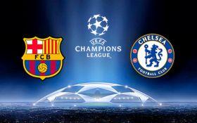 Матч Барселона - Челси: результат и видео голов