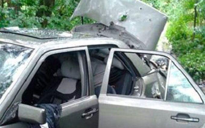 Підрив автомобіля на Львівщині: з'явилися нові гучні подробиці