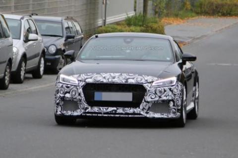 Audi TT-RS Coupe проходить тести у власному кузові (18 фото) (10)