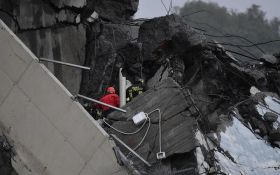 Обрушення моста в Генуї: у постраждалої українки діагностований перелом хребта