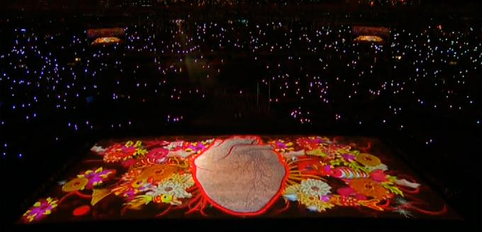 Церемония открытия Паралимпиады-2016: фото и видео из Рио (37)