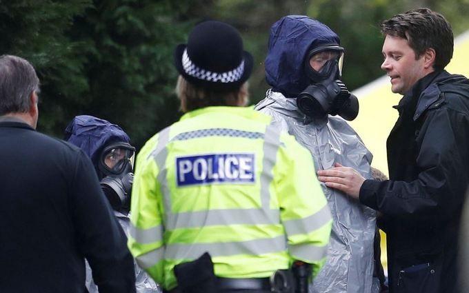 Великобритания назвала имя подозреваемого впокушении наСкрипаля