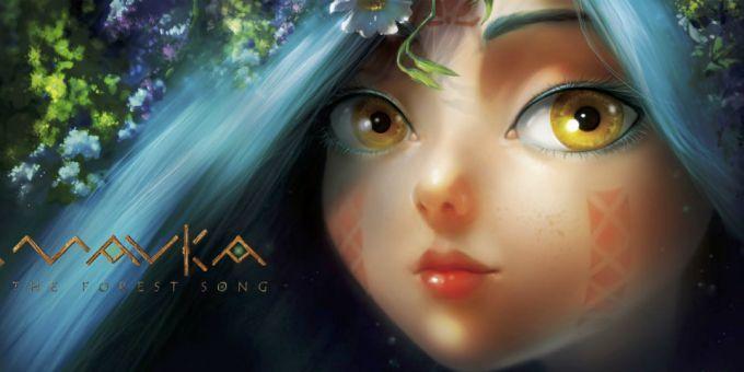 Україна побачила перший трейлер анімаційного фільму «Мавка. Лісова пісня»
