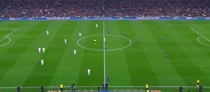 Барселона - ПСЖ - 6-1: онлайн фантастического матча (1)