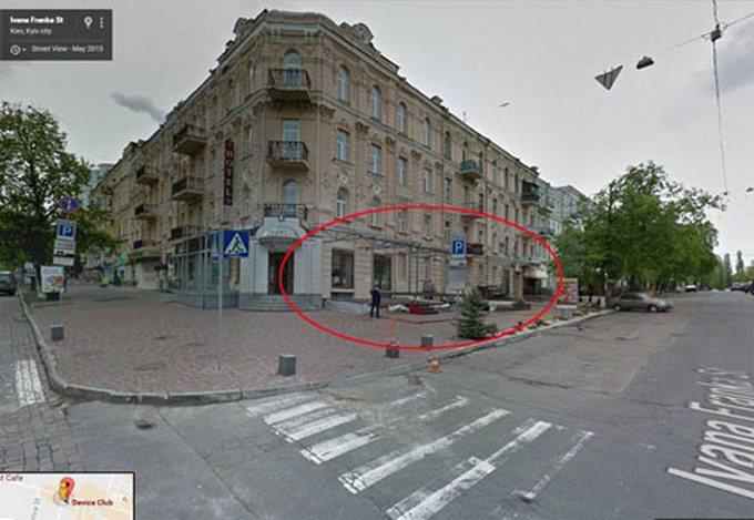 Розгром ресторану в центрі Києва: з'явилися подробиці і нові фото (1)