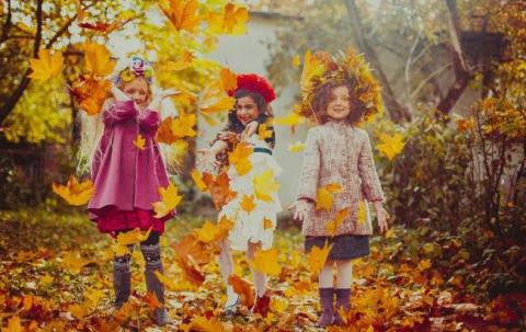 Осінні канікули для київських школярів триватимуть тиждень