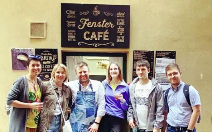 Кофейню украинца признали одной из лучших в Европе