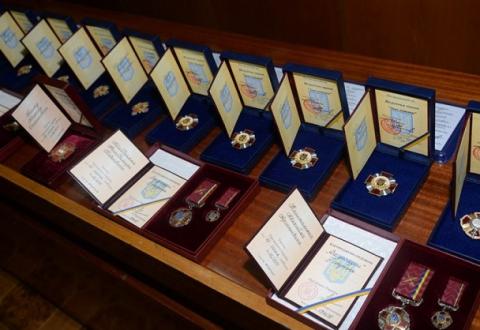 До Дня захисника України нагородять більше сотні військовослужбовців