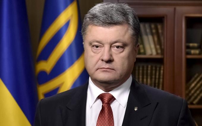 """Порошенко призвал депутатов """"не играться"""": текст обращения"""