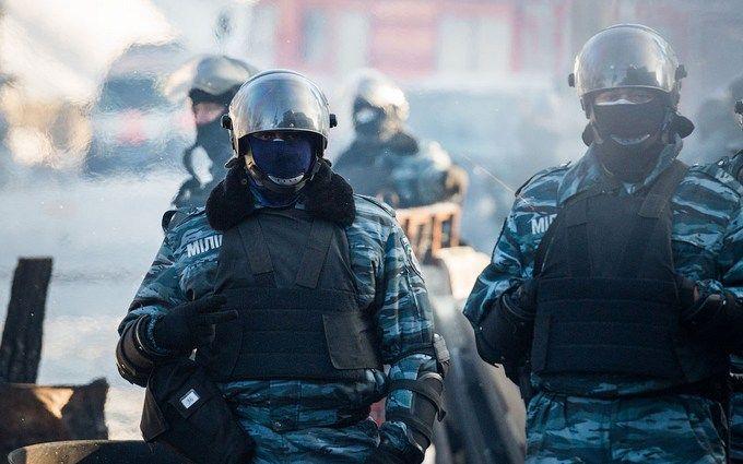 Обвиняемый вубийстве наМайдане экс-беркутовец убежал вРФ