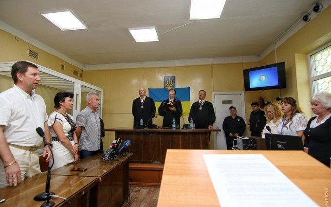 Суд виправдав обвинувачених посправі «2 травня»