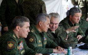 СНБО: Россия начала готовиться к активным военным действиям