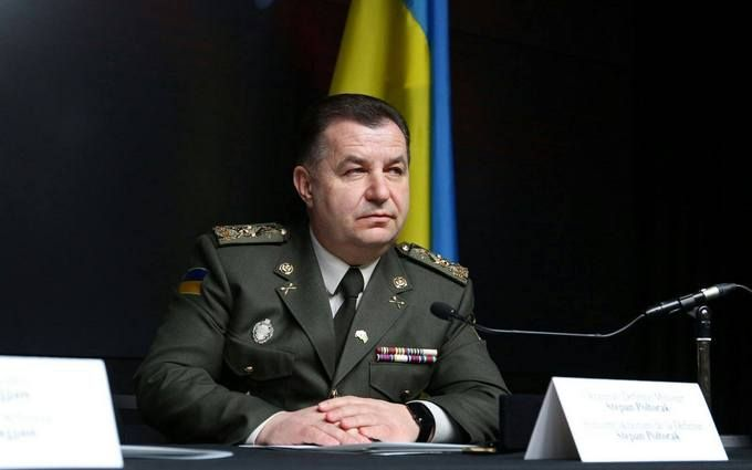 Глава Минобороны прокомментировал резонансный инцидент с Зеленским