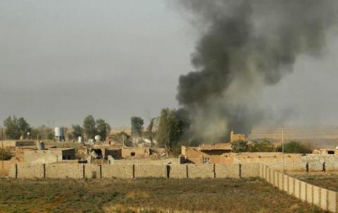 Війна в Сирії: російська авіація за добу здійснила понад 20 вилетів (1)