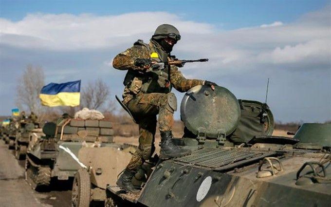 Ситуация на Донбассе обостряется: штаб АТО сообщил о количестве раненых