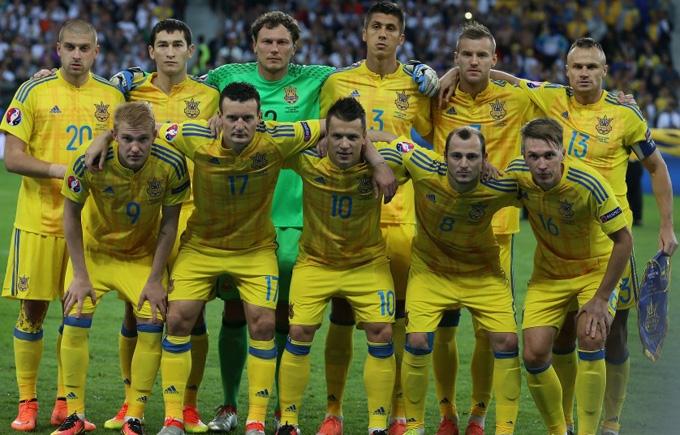 Україна - Польща: оприлюднені стартові склади на матч Євро-2016