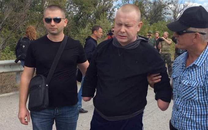 У мережі розповіли історію українця, звільненого з полону бойовиків ЛНР