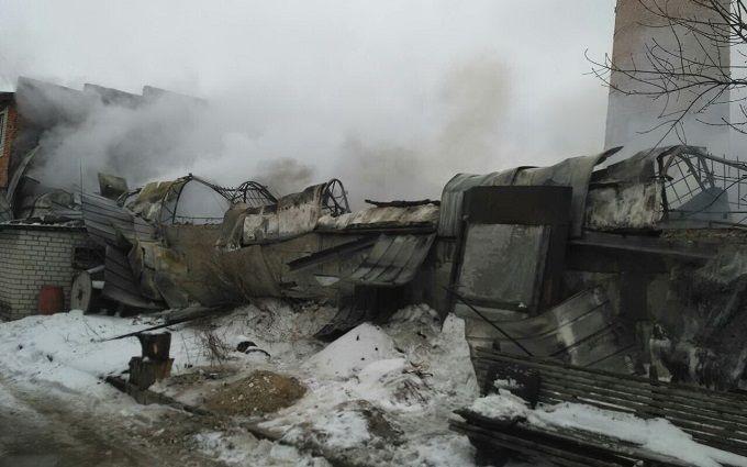 Работники ГСЧС спасали детей иженщин  сегодня— Пожар вОдессе