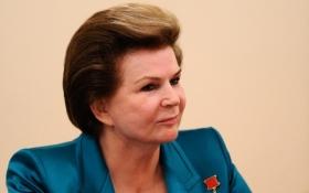 Москаль помститься космонавту Терешковій за підтримку Путіна