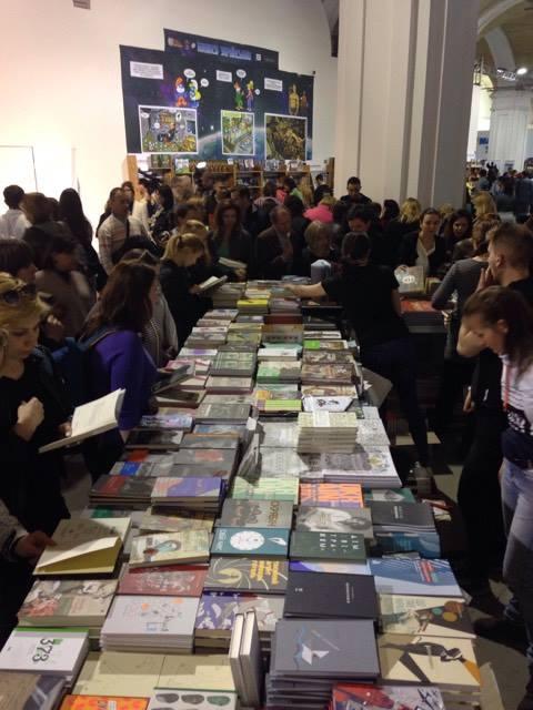 В Киеве открылся Книжный Арсенал: фоторепортаж, видео (5)