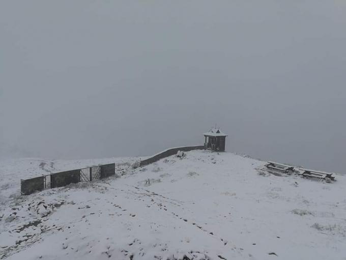 Let It Snow: Карпаты засыпало снегом - опубликованы впечатляющие фото (3)