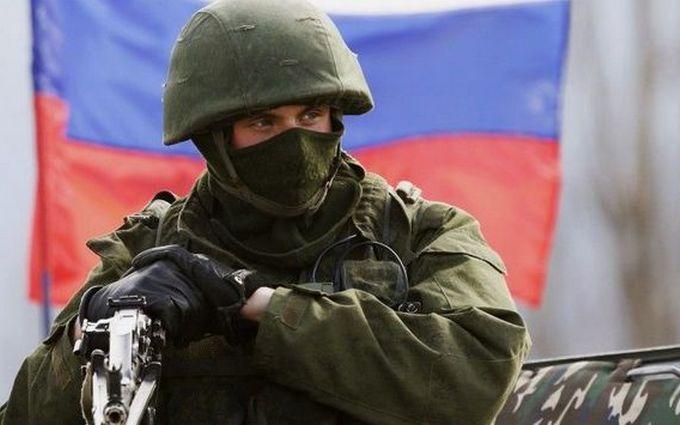 """В """"ДНР"""" хвастаются, что задержали украинского бойца"""
