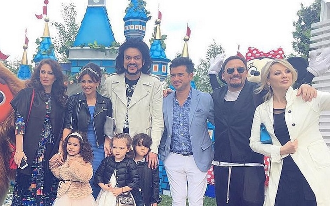 Лорак покликала на день народження дочки зірку шансону: з'явилися фото і відео