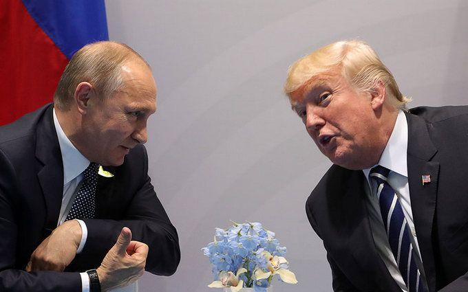 Дуже вдячний: Трамп висловився про висилку Путіним дипломатів