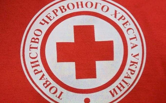 Украинский Красный Крест обвинили в торговле гуманитаркой