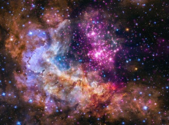 Супермісяць і загибель зірок: з'явився топ-10 фото від NASA за 2016 рік (7)