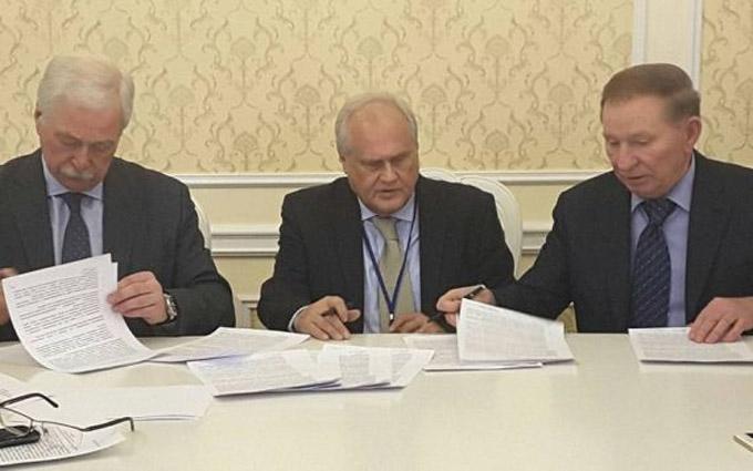 Стало известно о важных результатах переговоров в Минске
