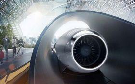 Поезд будущего: в Украине может появиться Hyperloop Илона Маска