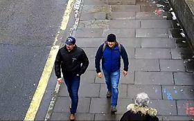 Оприлюднено докази про роботу підозрюваних в отруєнні Скрипаля на спецслужби Росії