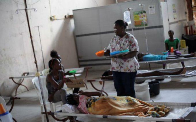 У Ємені від спалаху холери загинули понад 100 людей
