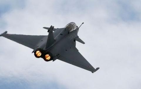 ВПС Туреччини збили невідомий літак, який порушив повітряний простір країни.