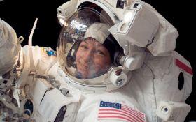 Женщина-астронавт вернулась с МКС, установив два рекорда: появилось видео