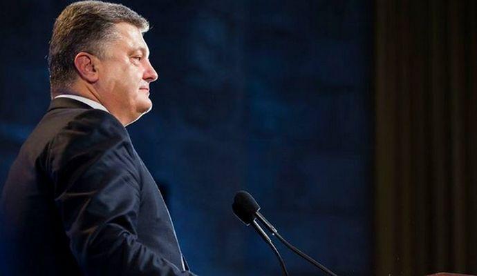 Порошенко резко обратился к Путину: опубликовано видео