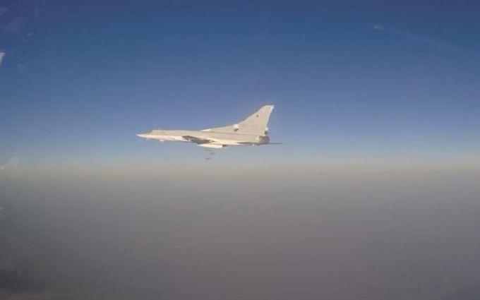 У Путіна показали нове відео з авіаударами по Сирії