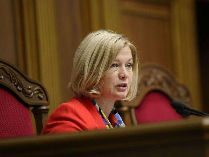 Геращенко анонсувала масштабний обмін полоненими: названа дата