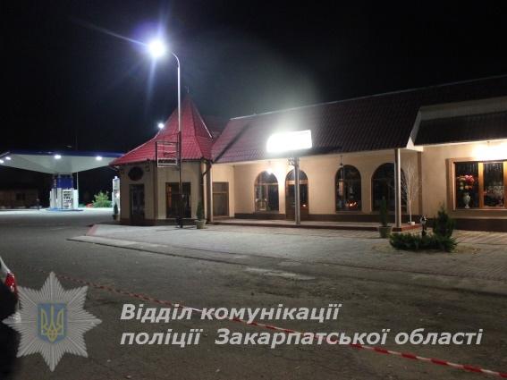 Стрілянина на Закарпатті: з'явилися фото і подробиці від поліції (2)