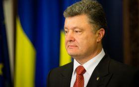 В СБУ заявили о покушении на президента Порошенко