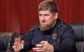 """""""Поставити світ рачки"""": Кремль нічого незвичайного не почув у заяві Кадирова"""