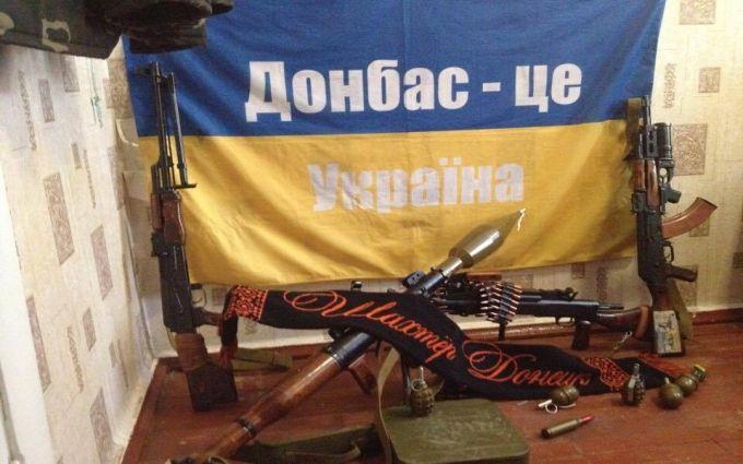 Украинцы ведут первую в истории войну за европейские ценности - боец АТО
