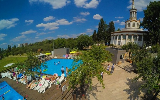 Пляжные комплексы в Киеве: десять лучших зон для летнего отдыха (9)