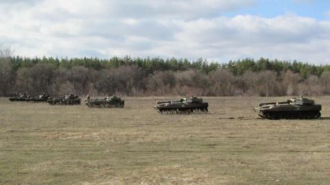 Как украинские военные готовятся к боям в зоне АТО: появились фото (3)